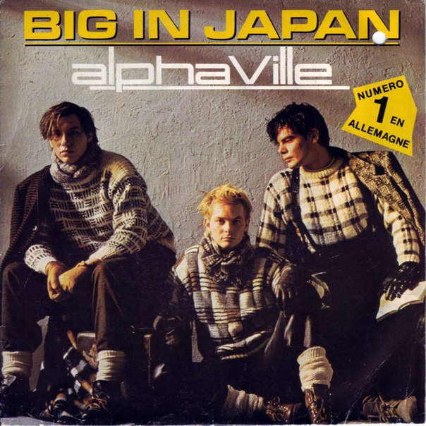 Alphaville — Big in Japan