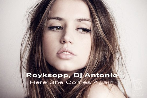 Royksopp here she comes again (dj antonio remix) youtube.