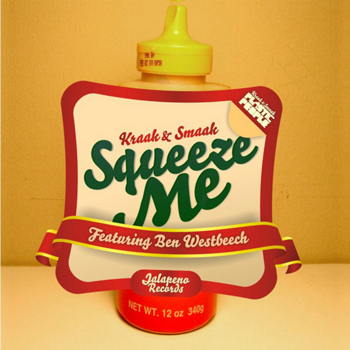 Kraak and Smaak feat. Ben Westbeech - Squeeze Me