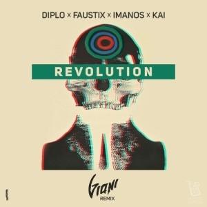 Diplo — Revolution (Gioni Remix)