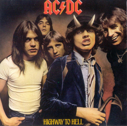AC-DC - High Way To Hell