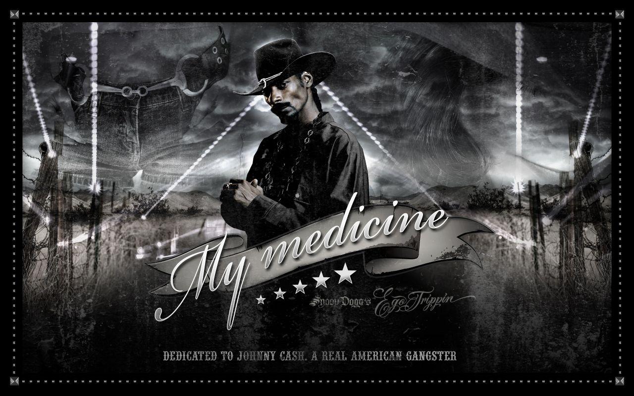 Snoop Dogg — My Medicine (feat. Willie Nelson & Everlast)